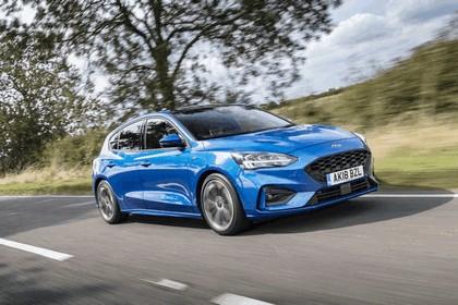 2018 Ford Focus - UK version 3