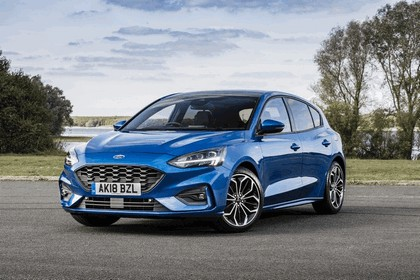 2018 Ford Focus - UK version 5