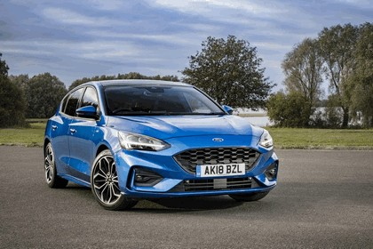 2018 Ford Focus - UK version 6