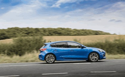 2018 Ford Focus - UK version 11