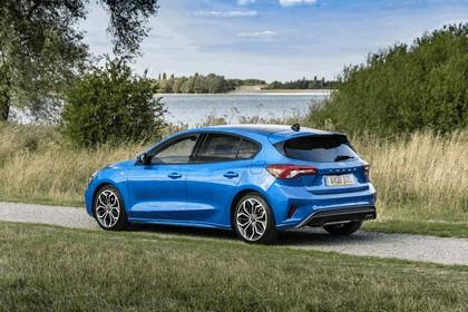 2018 Ford Focus - UK version 13