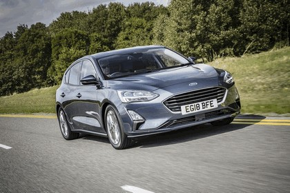 2018 Ford Focus - UK version 24