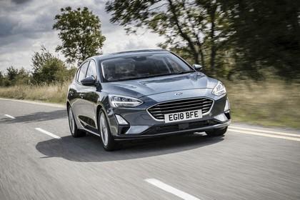 2018 Ford Focus - UK version 30