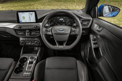 2018 Ford Focus - UK version 38