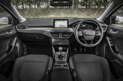 2018 Ford Focus - UK version 40