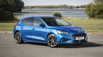 2018 Ford Focus - UK version 9