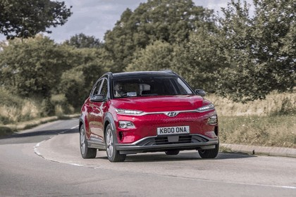 2018 Hyundai Kona Electric - UK version 38