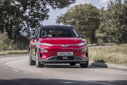 2018 Hyundai Kona Electric - UK version 45