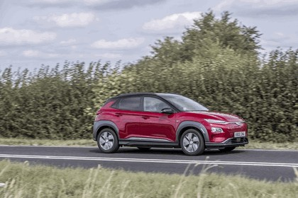 2018 Hyundai Kona Electric - UK version 72
