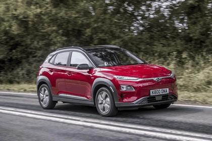 2018 Hyundai Kona Electric - UK version 86