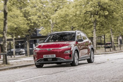 2018 Hyundai Kona Electric - UK version 103