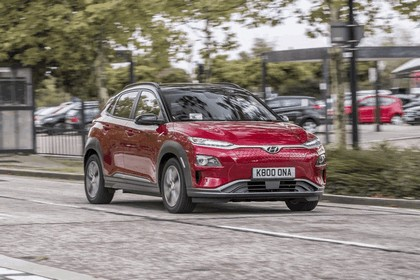 2018 Hyundai Kona Electric - UK version 104