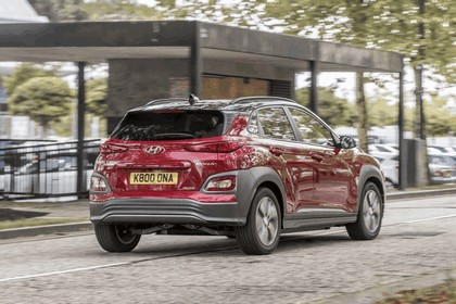 2018 Hyundai Kona Electric - UK version 105