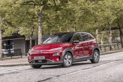 2018 Hyundai Kona Electric - UK version 108