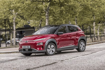2018 Hyundai Kona Electric - UK version 109