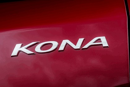 2018 Hyundai Kona Electric - UK version 125