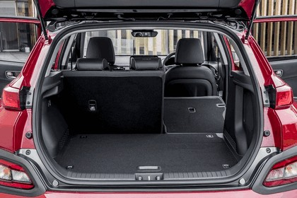 2018 Hyundai Kona Electric - UK version 128