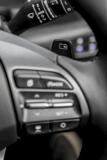 2018 Hyundai Kona Electric - UK version 152
