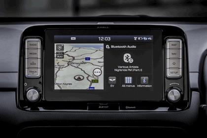 2018 Hyundai Kona Electric - UK version 155