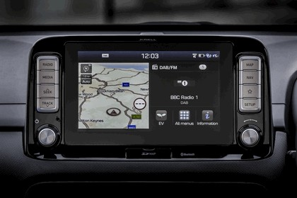 2018 Hyundai Kona Electric - UK version 156