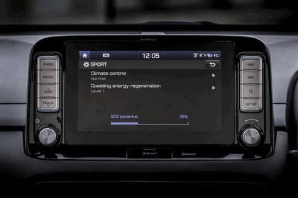 2018 Hyundai Kona Electric - UK version 169