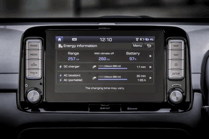 2018 Hyundai Kona Electric - UK version 176