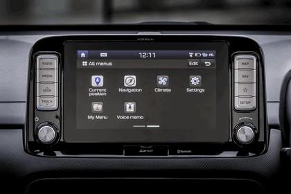 2018 Hyundai Kona Electric - UK version 182