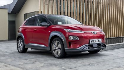 2018 Hyundai Kona Electric - UK version 4