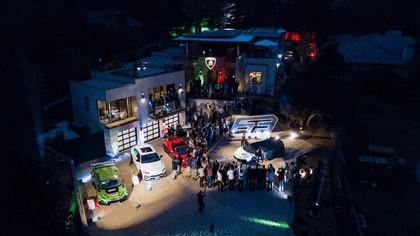 2018 Lamborghini Aventador SVJ at The Quail 10