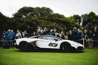 2018 Lamborghini Aventador SVJ at The Quail 14