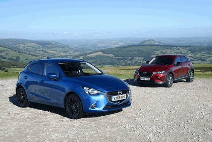 2018 Mazda 2 Black+ Edition - UK version 9