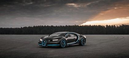 2017 Bugatti Chiron ( 0-400-0 ) 1