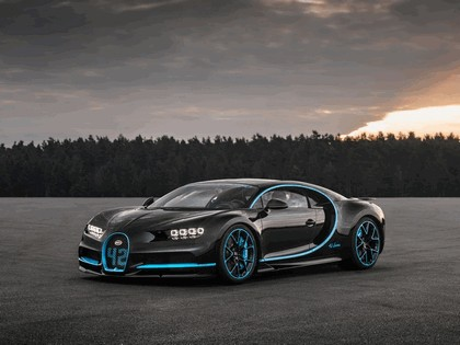 2017 Bugatti Chiron ( 0-400-0 ) 2