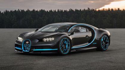 2017 Bugatti Chiron ( 0-400-0 ) 9