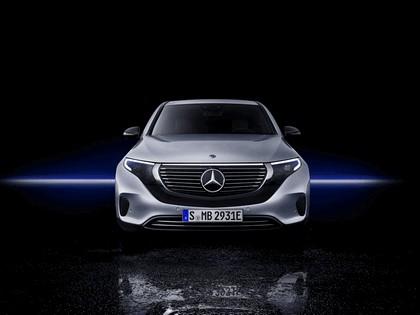 2018 Mercedes-Benz EQC 400 4Matic 1