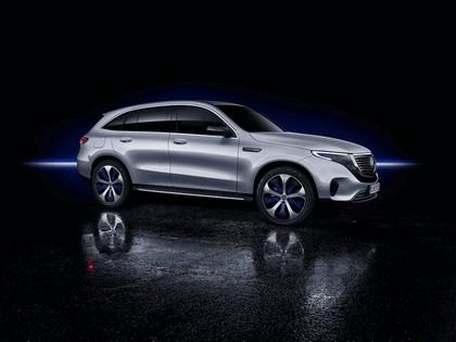 2018 Mercedes-Benz EQC 400 4Matic 3