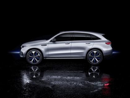 2018 Mercedes-Benz EQC 400 4Matic 4