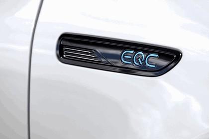 2018 Mercedes-Benz EQC 400 4Matic 70