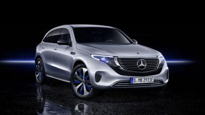 2018 Mercedes-Benz EQC 400 4Matic 7