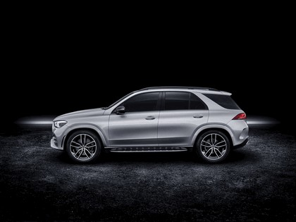 2018 Mercedes-Benz GLE 2
