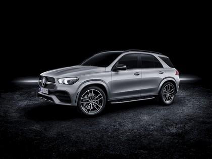2018 Mercedes-Benz GLE 4