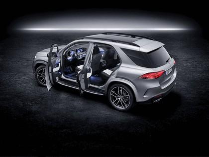 2018 Mercedes-Benz GLE 9