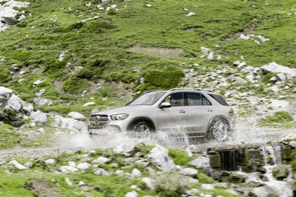 2018 Mercedes-Benz GLE 47