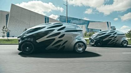 2018 Mercedes-Benz Vision Urbanetic concept 2