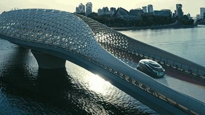 2018 Mercedes-Benz Vision Urbanetic concept 3