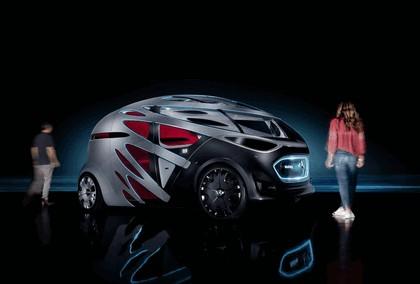 2018 Mercedes-Benz Vision Urbanetic concept 4