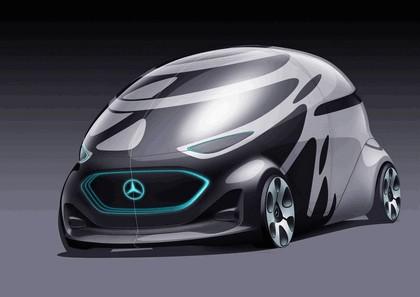 2018 Mercedes-Benz Vision Urbanetic concept 9
