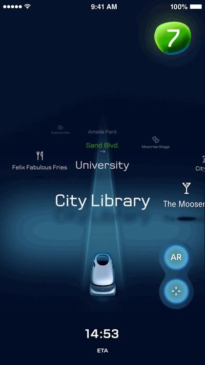 2018 Mercedes-Benz Vision Urbanetic concept 15