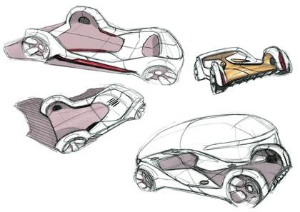 2018 Mercedes-Benz Vision Urbanetic concept 16