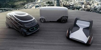 2018 Mercedes-Benz Vision Urbanetic concept 18